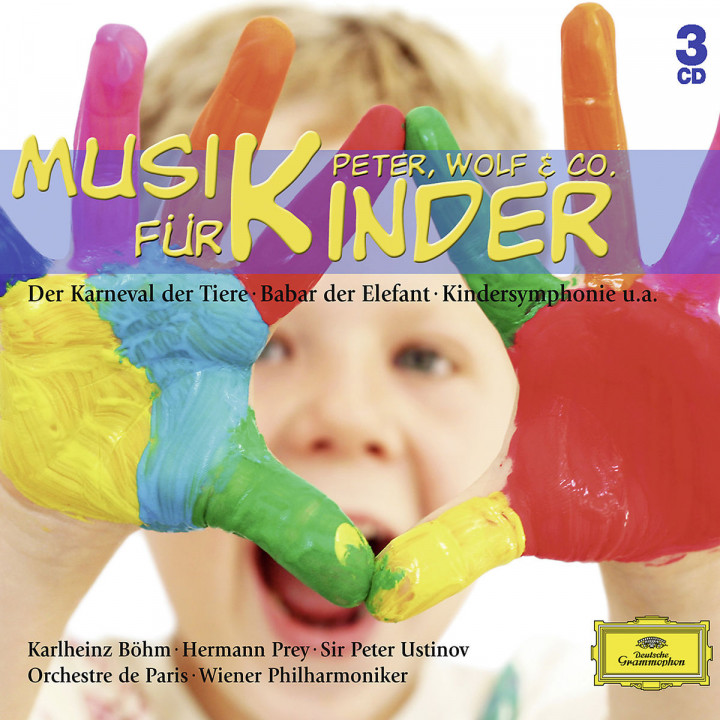 Musik für Kinder: Peter, Wolf & Co. 0028948012037