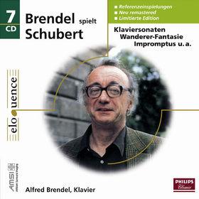 Alfred Brendel, Schubert: Die Klavierwerke, 00028948012183