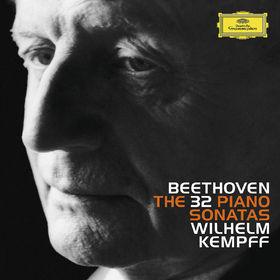 Beethoven: The 32 Piano Sonatas, 00028947779582
