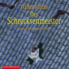 Walter Moers, Walter Moers: Der Schrecksenmeister, 09783899034073