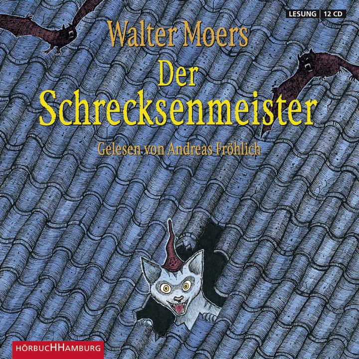 Walter Moers: Der Schrecksenmeister 9783899034071