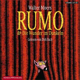 Dirk Bach, Walter Moers: Rumo & Die Wunder im Dunkeln, 09783899038002