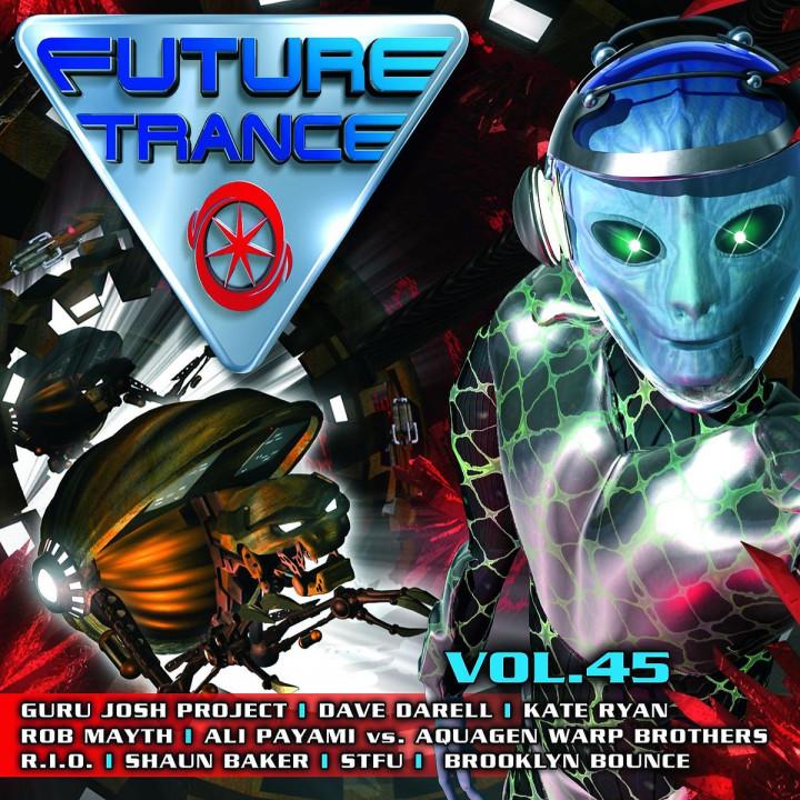 Future Trance Vol. 45 0600753112292