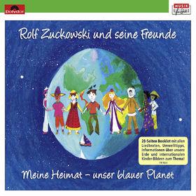 Rolf Zuckowski, Meine Heimat - unser blauer Planet, 00602517810266