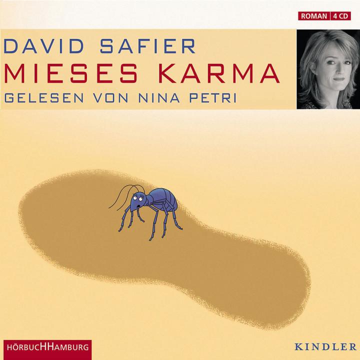 David Safier: Mieses Karma 9783899034369