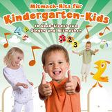 Kidz & Friendz, Mitmach-Hits für Kindergarten-Kids, 00602517801196