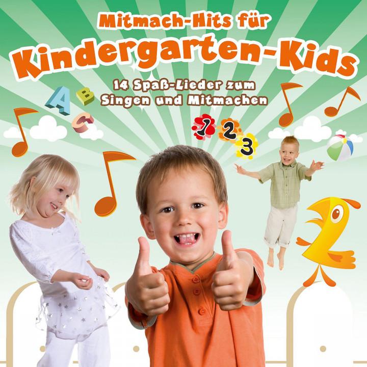 Mitmach-Hits für Kindergarten-Kids 0602517801196
