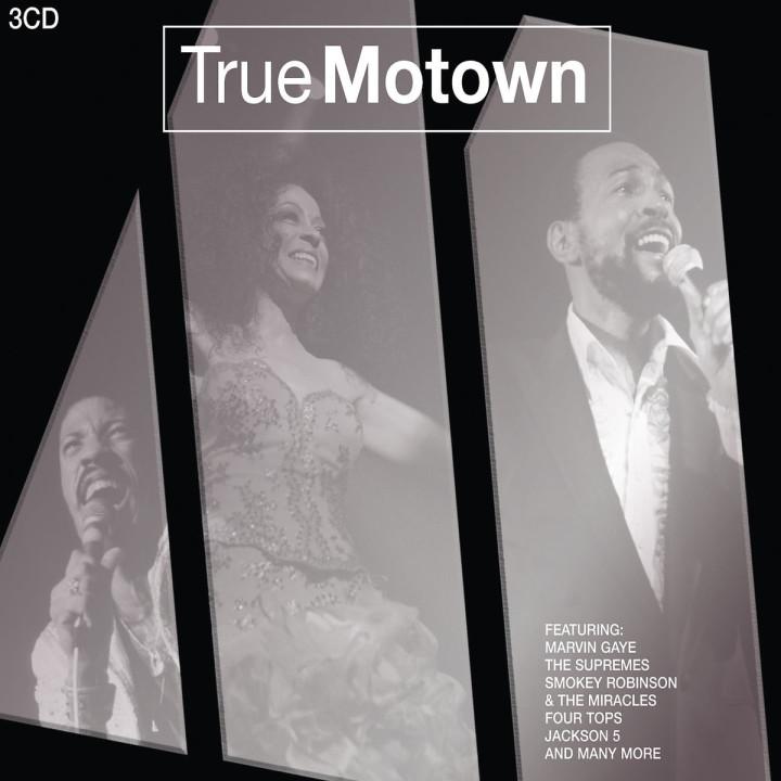 True Motown 0600753111327
