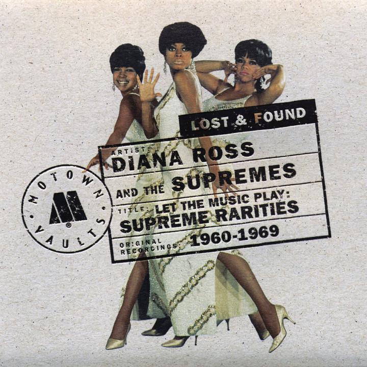 Supreme Rarities: Motown Lost & Found 0602498634725