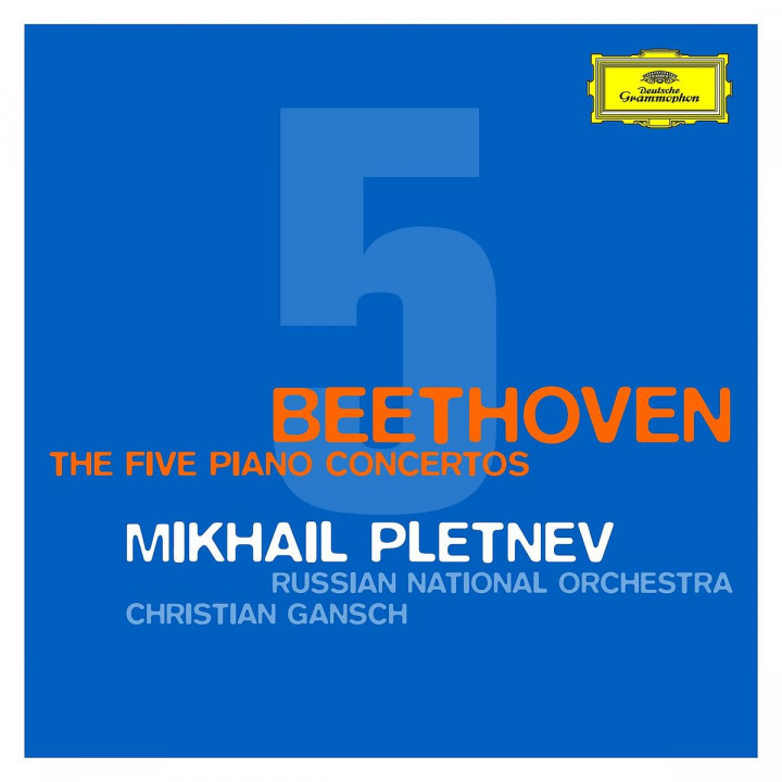 Beethoven: The Piano Concertos 0028947774754