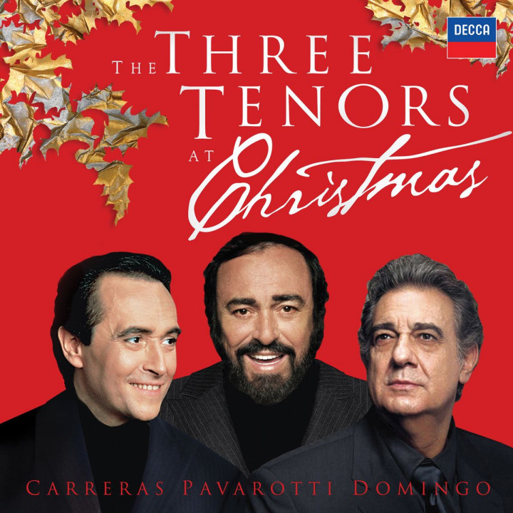 The Three Tenors At Christmas 0028947803362