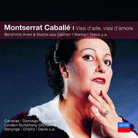 Classical Choice, Vissi d'arte, vissi d'amore, 00028948012657