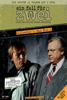 Ein Fall für Zwei, Ein Fall für zwei - Collector's Box 1 (Folge 1-12), 04032989601646