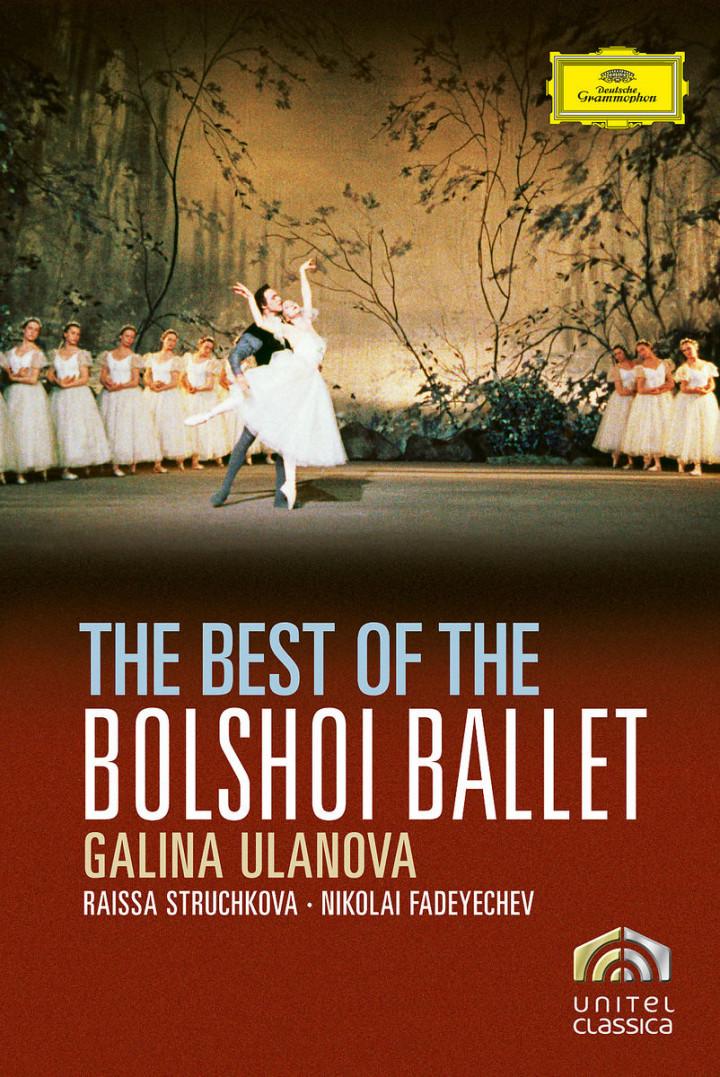 Best of Bolshoi Ballet 0044007344257