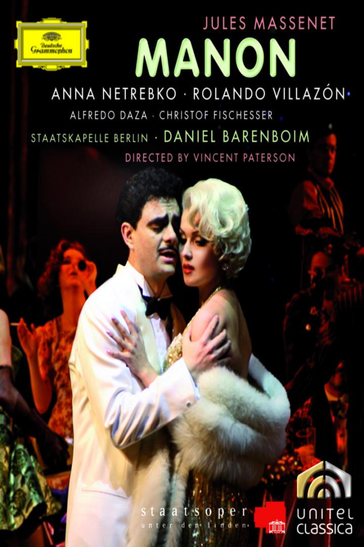 Massenet: Manon 0044007344774