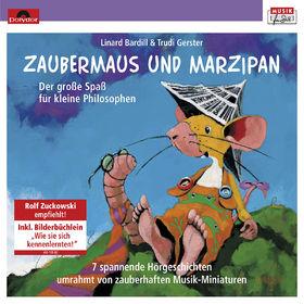 Linard Bardill, Zaubermaus und Marzipan, 00028948013982