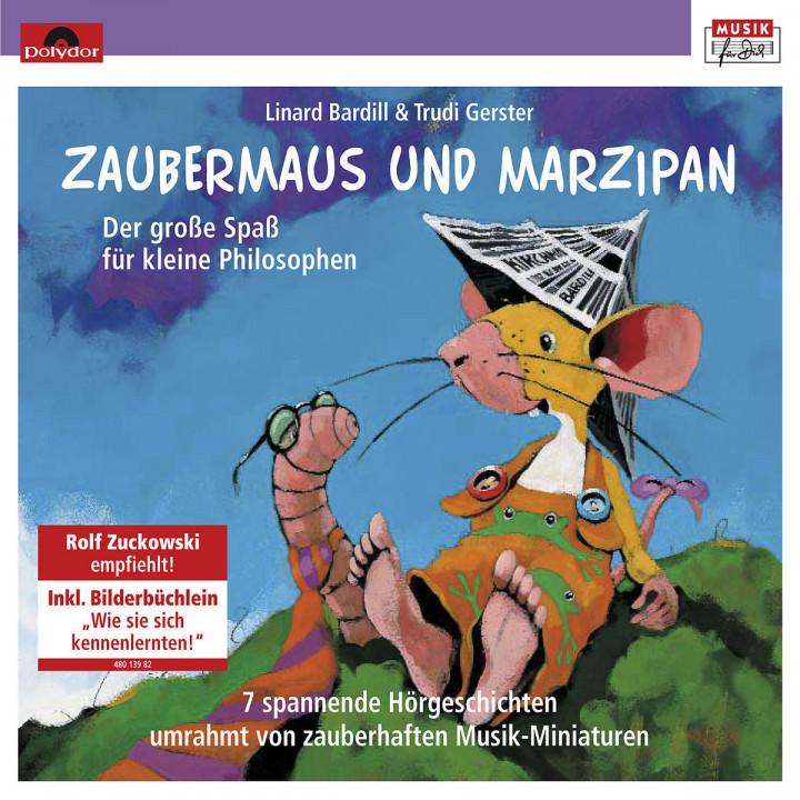 Zaubermaus und Marzipan 0028948013980