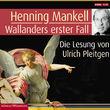 Henning Mankell, Wallanders erster Fall, 09783899037418