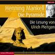 Henning Mankell, Die Pyramide, 09783899037760