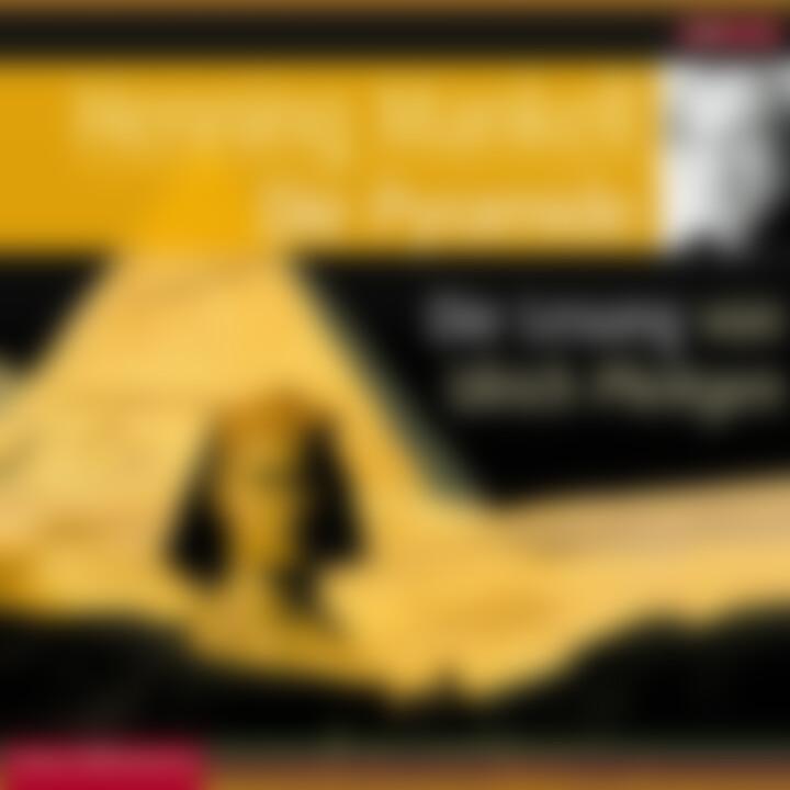 Henning Mankell: Die Pyramide 9783899037764