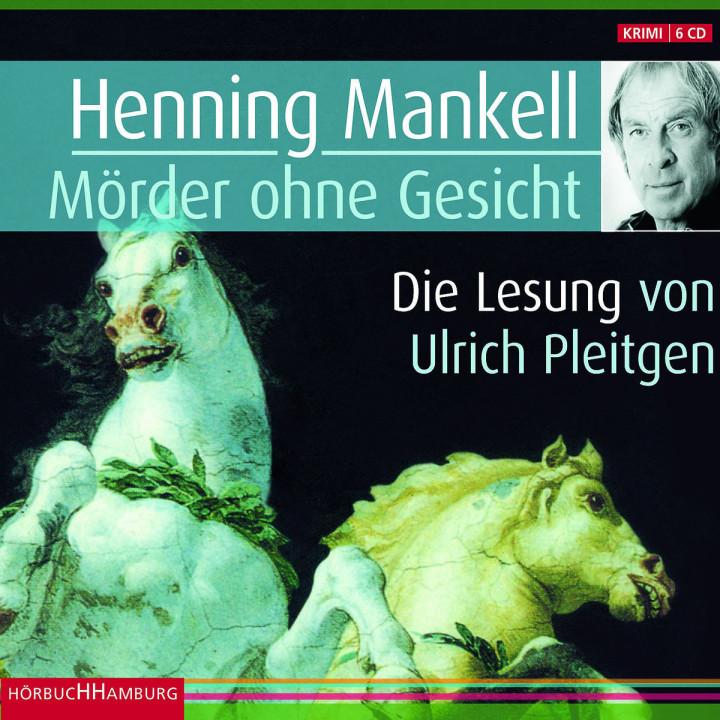 Henning Mankell: Mörder ohne Gesicht 9783899037775