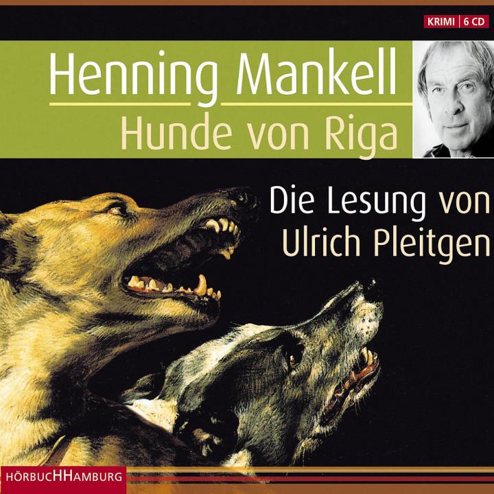 Henning Mankell: Hunde von Riga 9783899037786