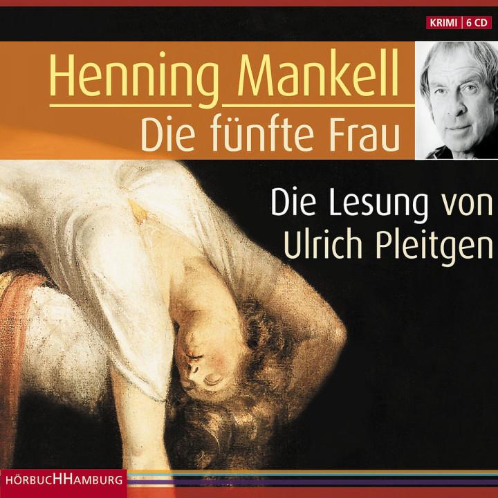 Henning Mankell: Die fünfte Frau 9783899037797