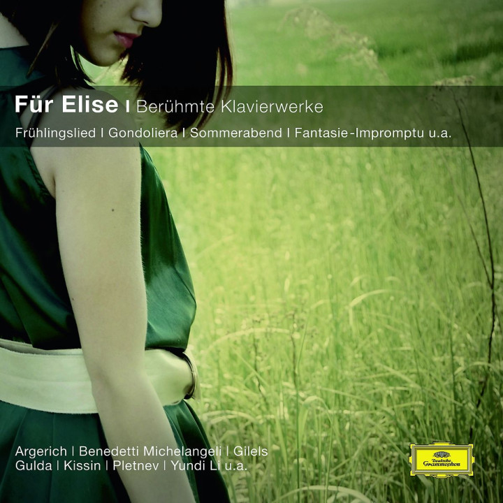 Für Elise - Berühmte Klavierwerke 0028948012646