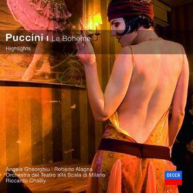 Angela Gheorghiu, La Bohème - Highlights, 00028948012671