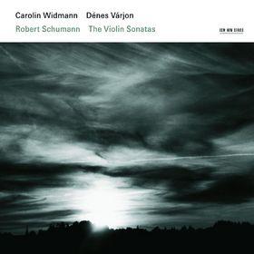 Carolin Widmann, Schumann: Violinsonaten, 00028947667445