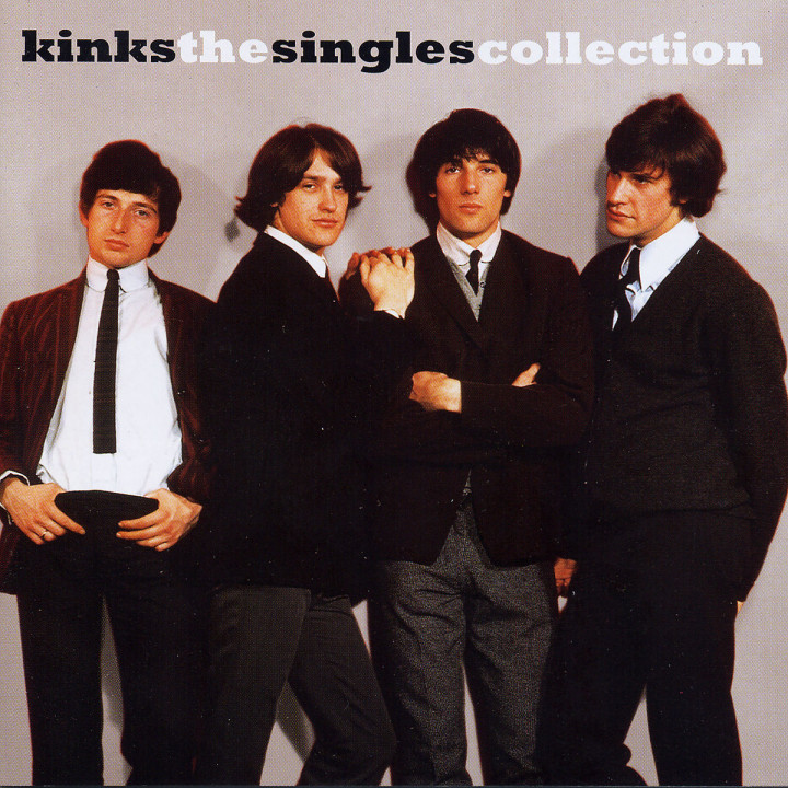 The Singles Collection 5050749202420