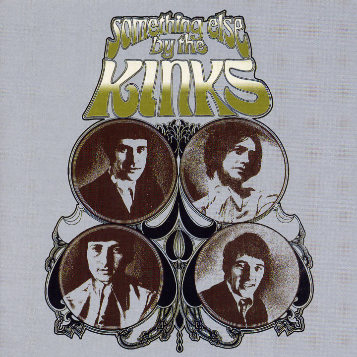 Something Else By The Kinks 5050749202925