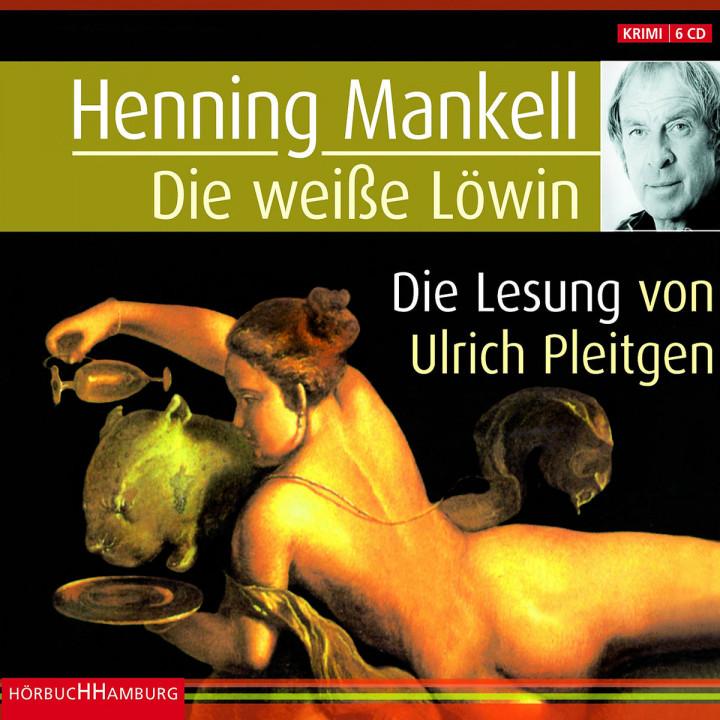 Henning Mankell: Die weiße Löwin 9783899038145