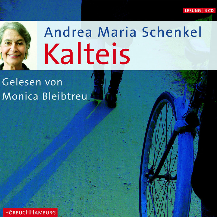 Andrea M. Schenkel: Kalteis 9783899038156