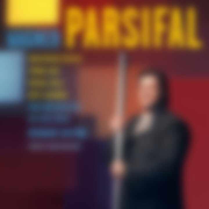Wagner: Parsifal 0044007344073