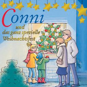 Conni, 23: Conni und das ganz spezielle Weihnachtsfest, 00602517684553
