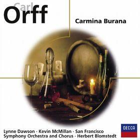 Herbert Blomstedt, Carmina Burana, 00028948004461
