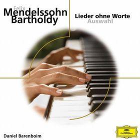 Daniel Barenboim, Mendelssohn: Lieder ohne Worte, 00028948012572