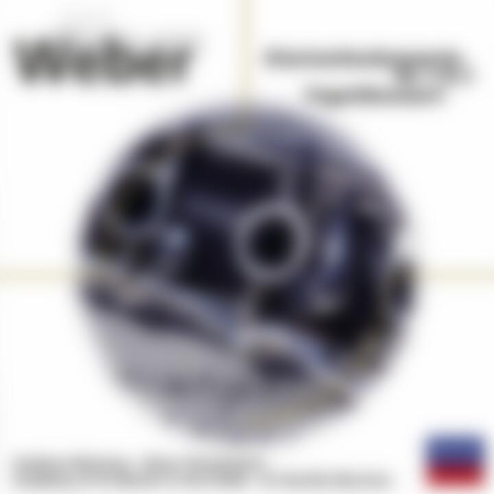 Carl Maria von Weber: Klarinettenkonzerte Nr. 1 & 2, Fagottkonzert 0028948012587