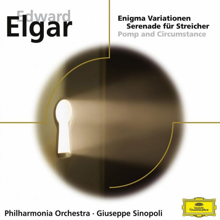 Enigma Variationen, Serenade für Streicher, Pomp and Circumstance