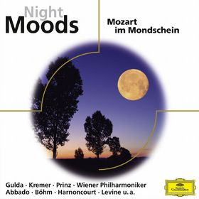 Wolfgang Amadeus Mozart: Night Moods. Eine kleine Nachtmusik., 00028948013753