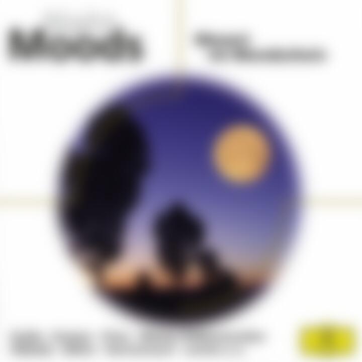 Wolfgang Amadeus Mozart: Night Moods. Eine kleine Nachtmusik. 0028948013751