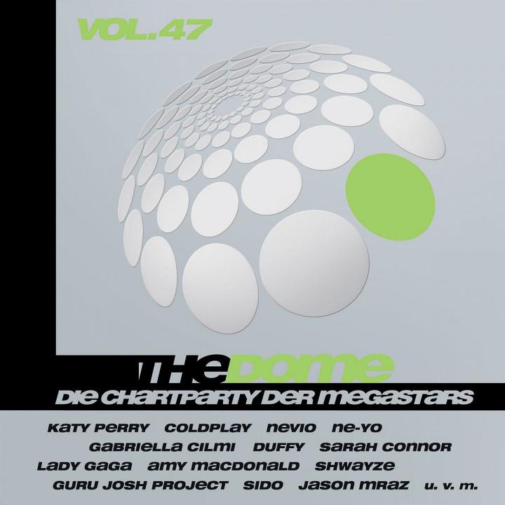 The Dome Vol. 47 0600753119037