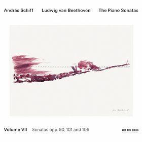 András Schiff, Ludwig van Beethoven - The Piano Sonatas Vol. VII, 00028947661894