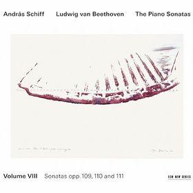 András Schiff, Ludwig van Beethoven - The Piano Sonatas Vol. VIII, 00028947661924
