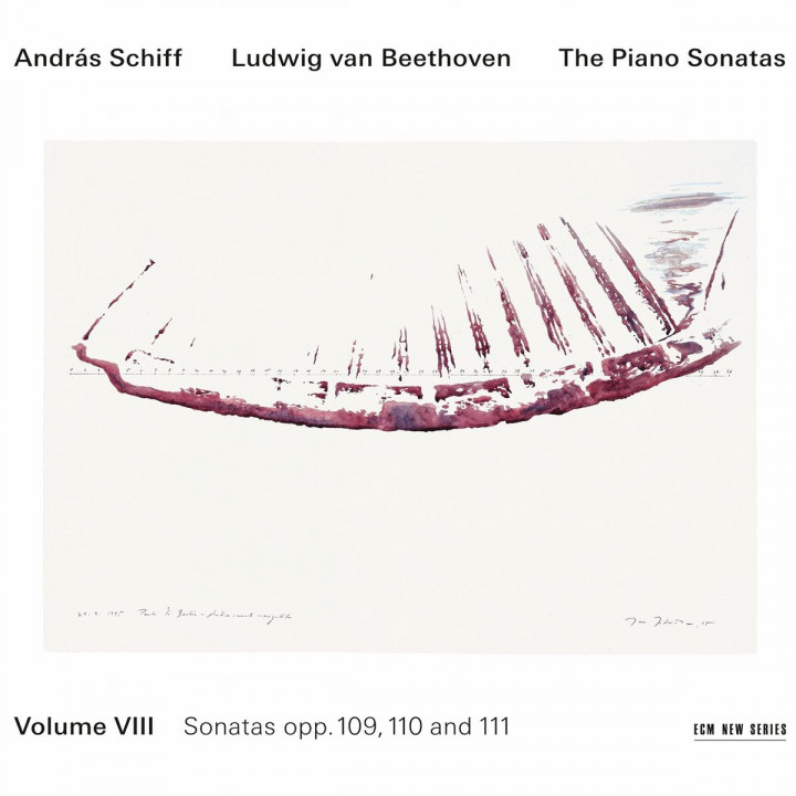 Ludwig van Beethoven - The Piano Sonatas Vol. VIII 0028947661920