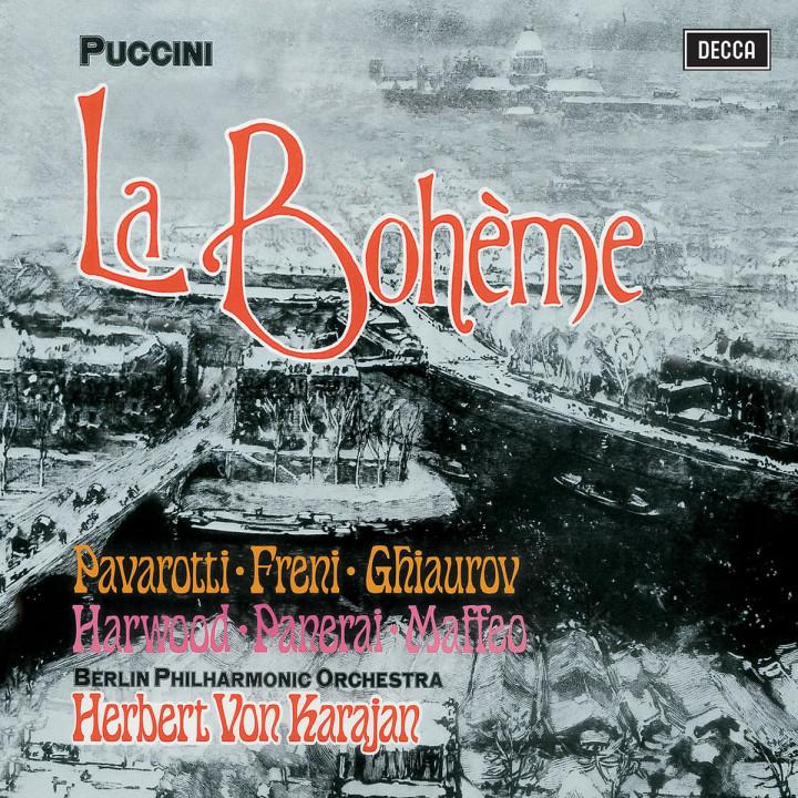 Puccini: La Bohème 0028947802545