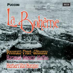 Luciano Pavarotti, Puccini: La Bohème, 00028947802549