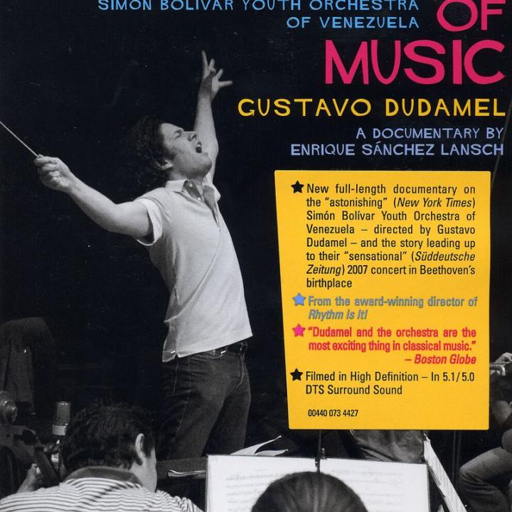 Dudamel: The Promise of Music 0044007344279