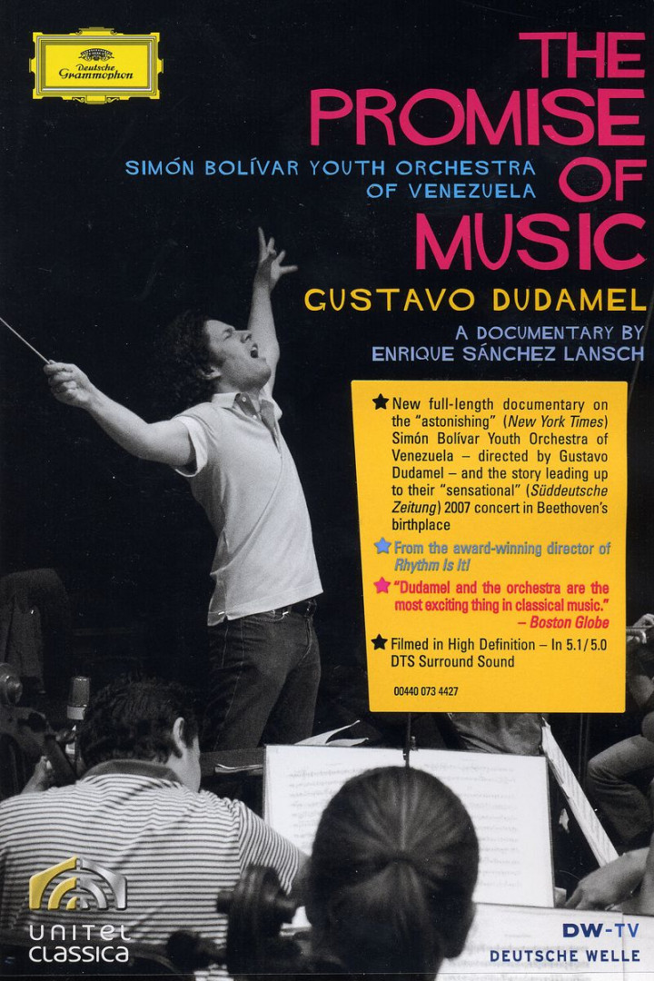 Dudamel: The Promise of Music 0044007344279